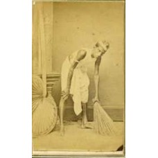 CDV. Indian Sweeper