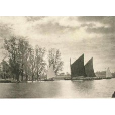 Davies,  G. Christopher.Boats. Gravure