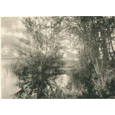 Davies,  G. Christopher. Waterway. Gravure