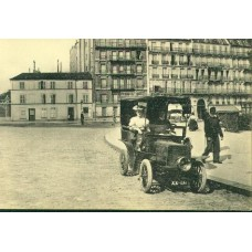 FRENCH COLLOTYPE. Automobile.