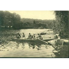 FRENCH COLLOTYPE . Boating.