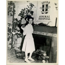 World War II. Nurse. Third General Hospital