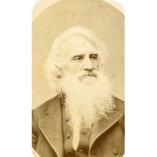 CDV.  Samuel Finley Breese Morse. by Bogardus