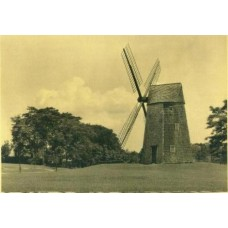 Gottscho,  Samuel Windmill East Hampton Long Island-1