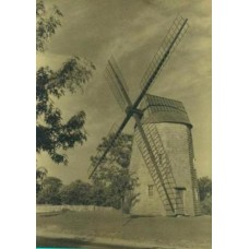 Gottscho,  Samuel Windmill East Hampton Long Island -2
