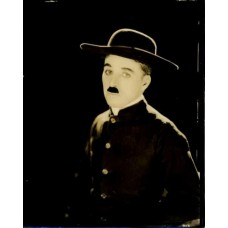 Abbe, James .  Portrait of Charlie Chaplin in The Pilgrim