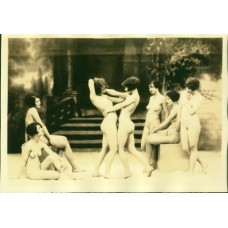 Allen, Albert Arthur. NUDES From The Model #8