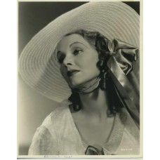 "Bull, Clarence Sinclair. Elizabeth Allan as Lucie Manette in""A Tale Of Two Cities"""