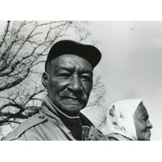 Higgins, Chester . African American Older Couple.