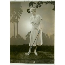 "Muray, Nickolas .""GOLF SHOULD BE A HAPPY GAME""  6 Photographs"