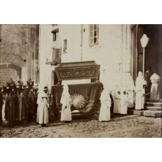 Sommer, Giorgio    Misericordia At A Funeral In Naples