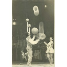 Jaques, Ronny Ringling Brothers Circus Act