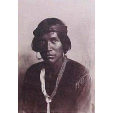 Moon, Carl. HOSTIN NEZ. Indian Portrait.(SOLD)