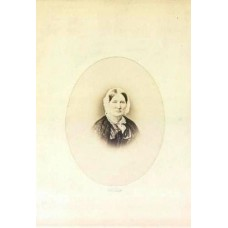 Gutekunst, Frederick. Older Woman. Salt print