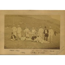Rowers. All Identified . Landsend Wales, 1866