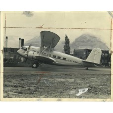 Condor Navy Airplane. 1934 .  News Photograph.
