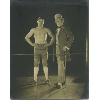 "Abbe ,James . Jack Dempsey.  In ""Daredevil Jack."""